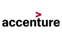 Logo of Accenture, a company using Midori apps