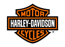 Logo of Harley-Davidson, a company using Midori apps