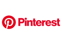 Logo of Pinterest, a company using Midori apps
