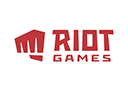 Logo of Riot Games, a company using Midori apps