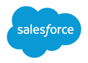 Logo of Salesforce.com, a company using Midori apps