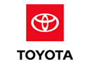 Logo of Toyota, a company using Midori apps
