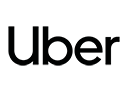 Logo of Uber, a company using Midori apps