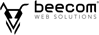 Logo of Beecom, a company who licenses and implements Midori products