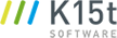 Logo of K15t, a company who licenses and implements Midori products