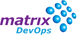 Logo of Matrix DevOps - Manageware, a company who licenses and implements Midori products